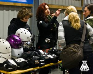 Rookie-Tag bei den RuhrPott Roller Girls