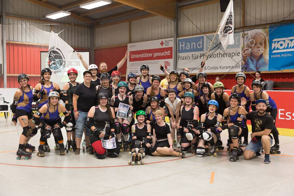Roller-Derby-Teams